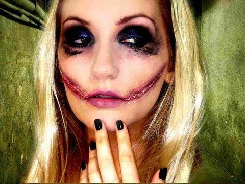Halloween Narben schminken? (Ideen)