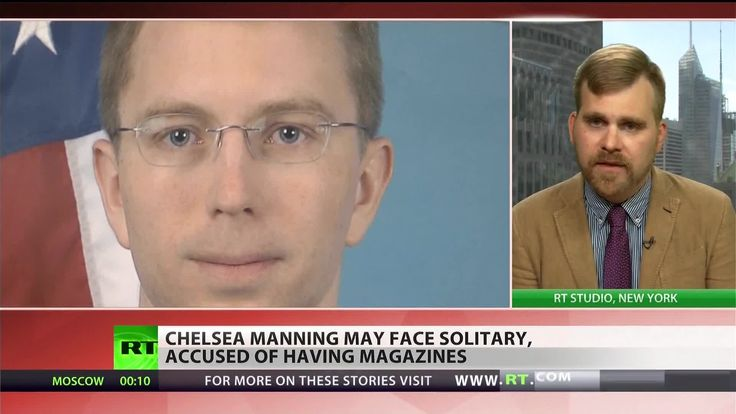 Gov't charges against Chelsea Manning are ridiculous – activist