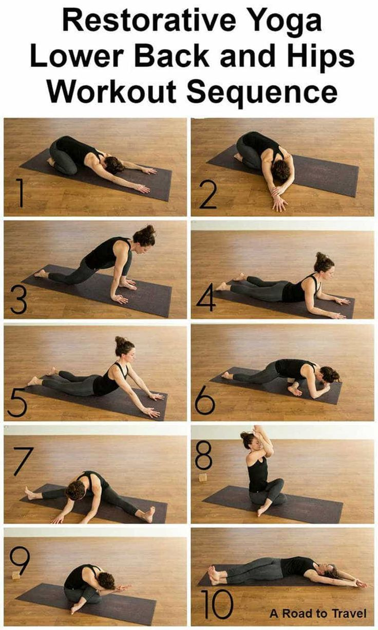 Yin Yoga Sequence For Acceptance