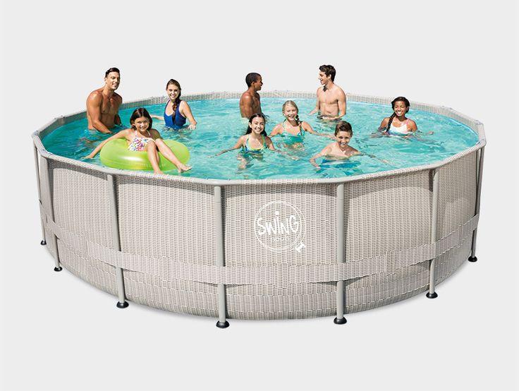 55 best images about gartenpools von poolsana on pinterest pools garden and summer. Black Bedroom Furniture Sets. Home Design Ideas