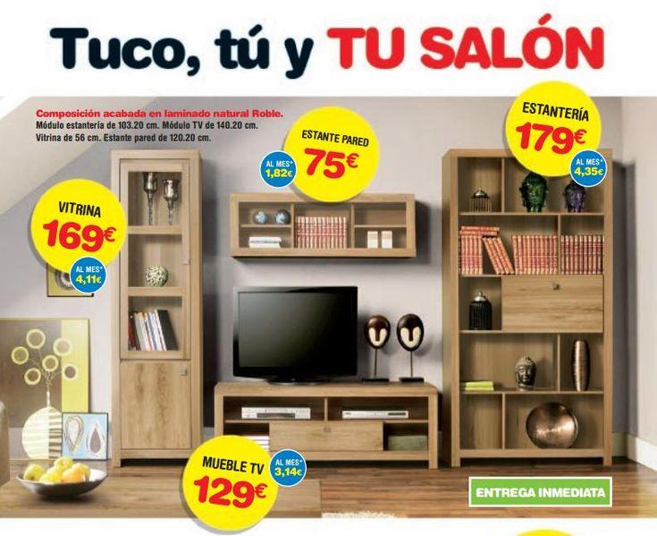 Imagen tuco-catalogo-mes-agosto-salon del artículo Catálogo muebles Tuco abril 2016