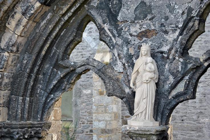 Abbaye St Mathieu