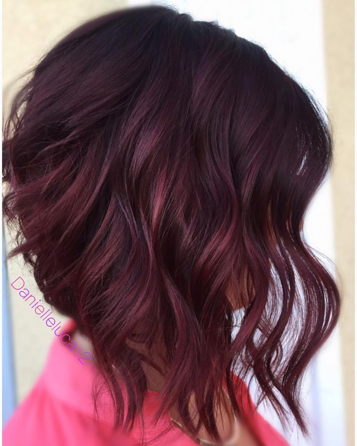 burgundy hair color styles see this instagram photo by daniellelucas2 111 likes 8951