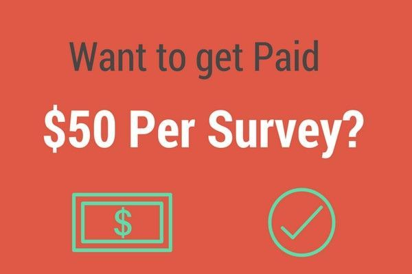 How I Get Paid 50 Dollars per Survey (You Can Too!) #Dollars #Paid #Survey – Money Earn