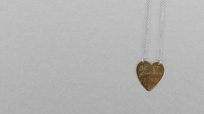 BFF Necklaces just got cool