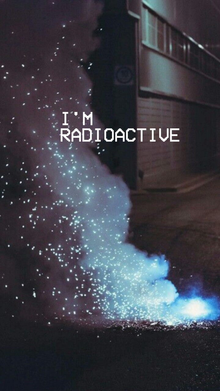 Radioactive Sign HD Wallpaper on MobDecor