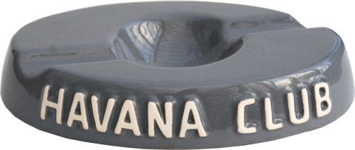 Cendrier Havana Club Gris souris double