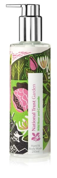 Garden Hand & Body Wash from National Trust
