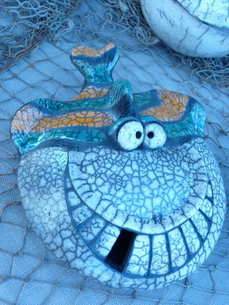 Flat fish | funny ceramic | Ceramic pottery, Sculpture ...
