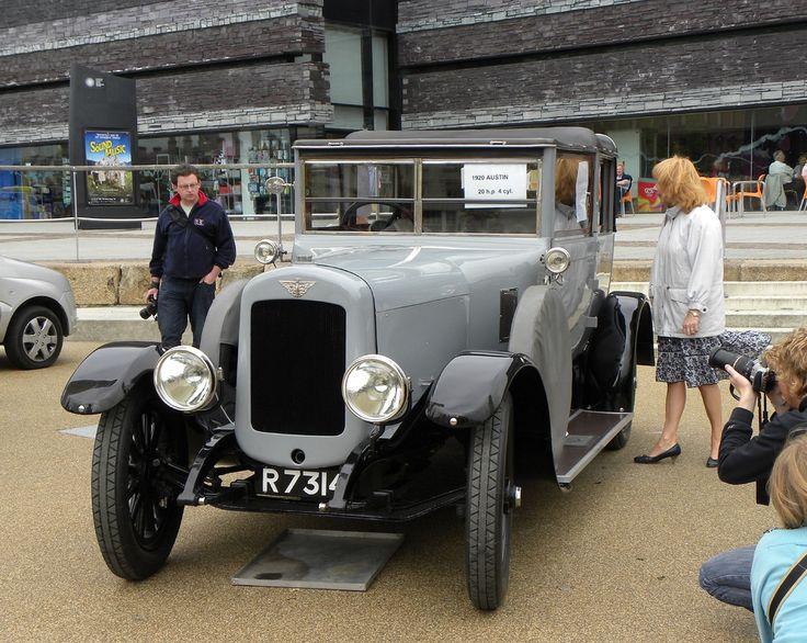 1920 Austin Twenty 3.6-litre allweather coupé