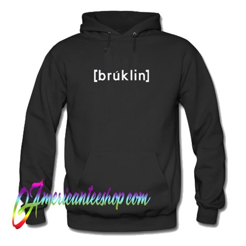 BTS Jimin Bruklin Hoodie