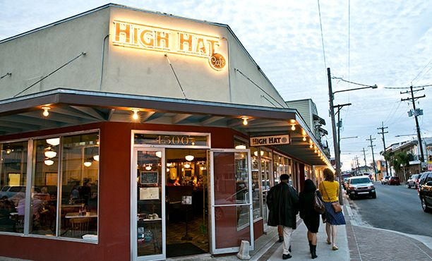 10 Restaurants New Orleanians Don't Want You to Know About - high hat café | Epicurious.com
