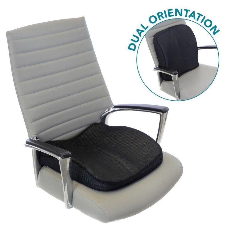 Memory Foam Desk Chair Pillow