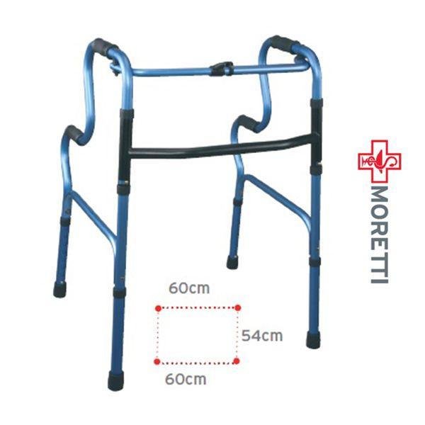 MRP747 - Cadru ortopedic de mers pliabil cu maner pe doua nivele http://ortopedix.ro/cadru-de-mers/53-mrp-747-cadru-de-mers-pliabil-cu-maner-pe-doua-nivele.html