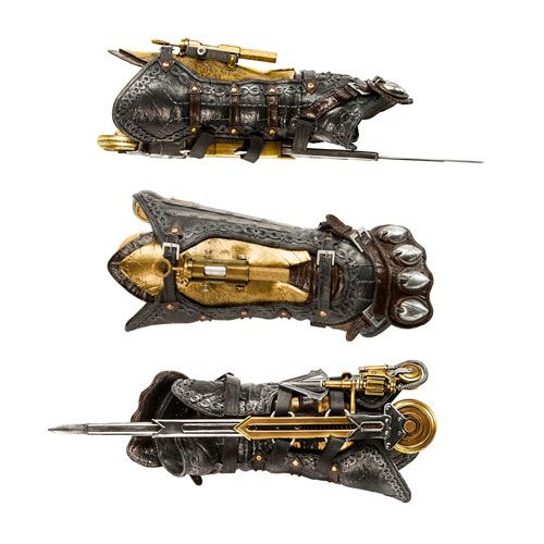 'Assassin's Creed Syndicate' Hidden Blade Gauntlet And Cane Replicas