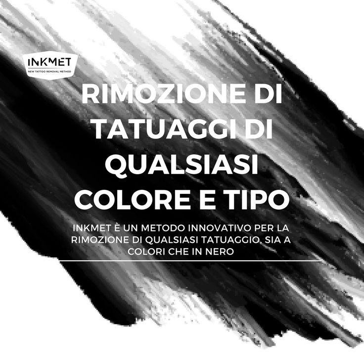 INKMET nasce da una lunga e consolidata esperienza nel mondo del tattoo ed il background della stessa ha le proprie radici nell'innovazione, produzione e commercializzazione di metodi in grado di rimuovere i tatuaggi di qualsiasi colore e tipo.   #INKMET è una risposta semplice, pratica e poco dolorosa per la rimozione di qualsiasi tatuaggio, sia a colori che in nero.  #removal #tattooremoval #rimozionetattoo #rimozionetatuaggi #tattoo #ink #inked #inkedgirls #tattoolover #tattoed…
