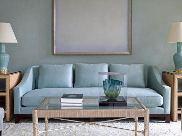 How To Decorate Blue Living Room Part 66