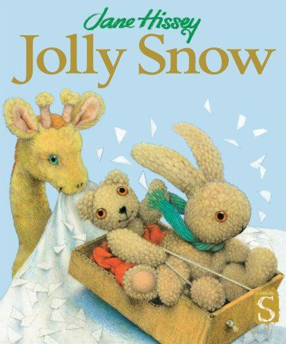 Jolly Snow (Old Bear), by Jane Hissey