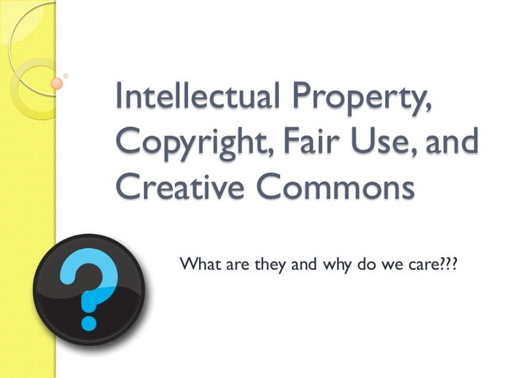 94 Best Copyright \ Creative Commons Images On Pinterest   Notice Of Copyright  Importance