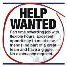 help wanted ads templates