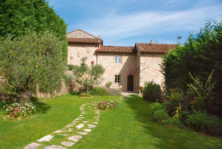Gran Burrone - Borgo a Mozzano - Lucca http://www.salogivillas.com/en/villa/gran-burrone-6730