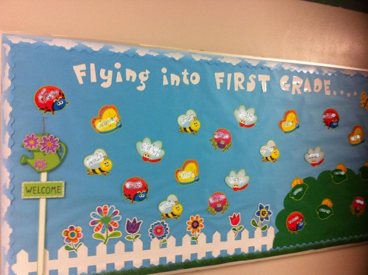 Delightful Welcome Back To School Bulletin Boards Ideas