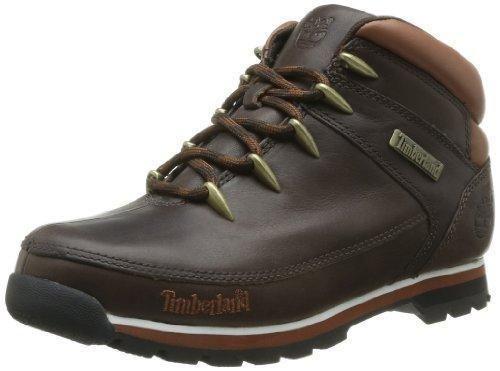 Oferta: 103.3€. Comprar Ofertas de Timberland Euro Sprint - Botas de cuero hombre, color marrón (Mulch Forty), talla 43 barato. ¡Mira las ofertas!