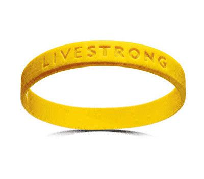 Livestrong Bracelets - The 100 Best Style Trends of the 2000s | Complex