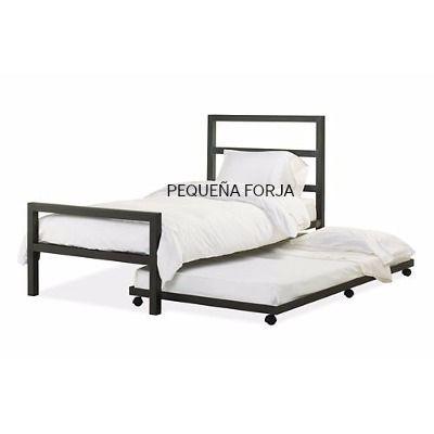 Mejores 120 imágenes de camas en Pinterest | Hierro forjado, Camas ...