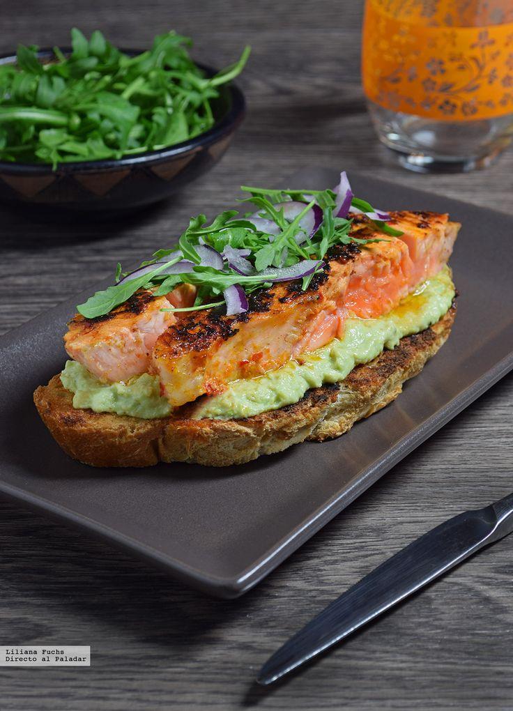 Te explicamos paso a paso, de manera sencilla, la elaboración de la receta de tosta de salmón picante con aguacate y queso. Ingredientes, tiempo de elaboraci...