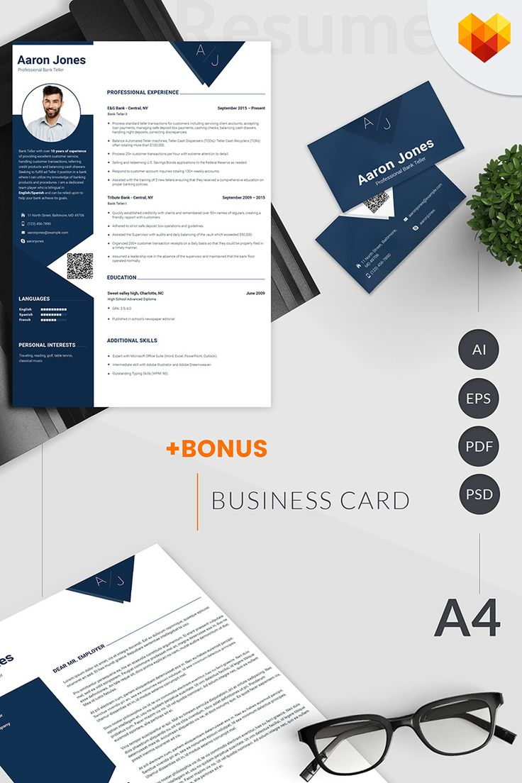business analyst resumes%0A Aaron Jones  Bank Teller Resume Template