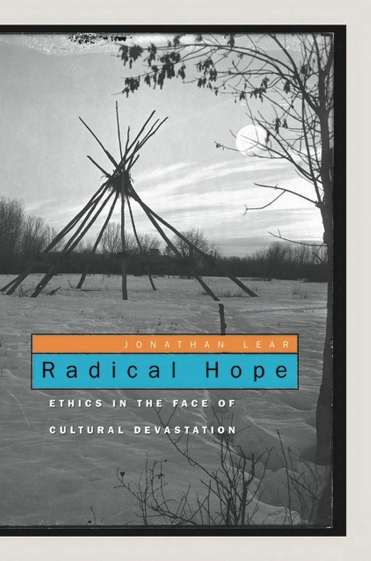 Radical Hope: Philosopher Jonathan Lear on the Paradoxical Seedbed of Courage and Cultural Resilience