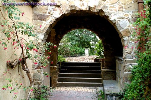 Arches Stone Arches Gates Stone Archway Windows Arches Crystal Boulder