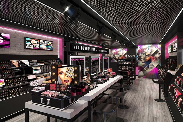 We can't wait to check out the first Canadian NYX Store in Toronto! See more photos of the store on the SD blog!
