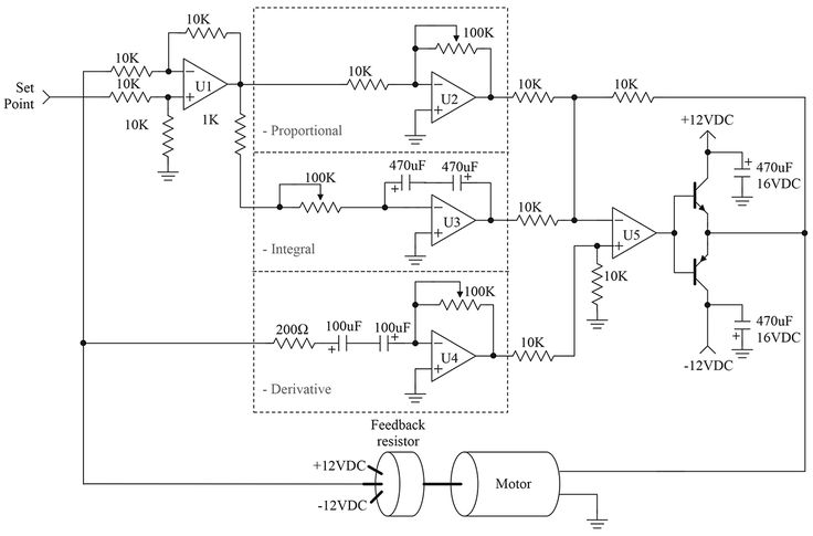 The PID Controller — Part 1 - Nuts & Volts Magazine - For The Electronics Hobbyist