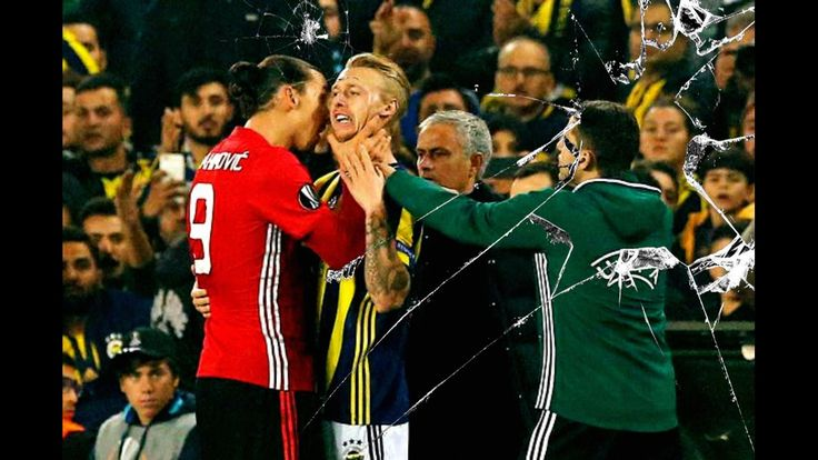 Zlatan Ibrahimovic - ●The Wrath Of God● 2016 ● Fight, Rage, Red Cards, H...