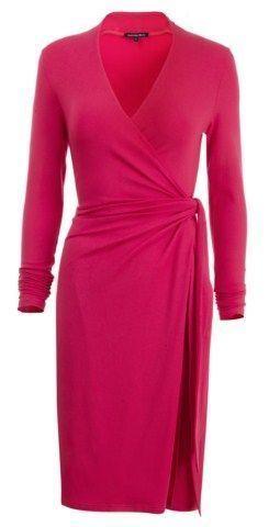 hot pink work dress   Skirt the Ceiling   skirttheceiling.com
