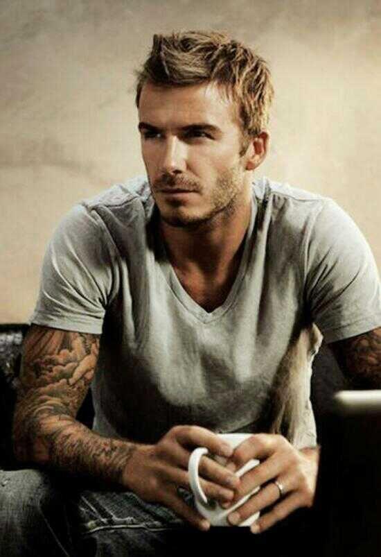 David Beckham :)
