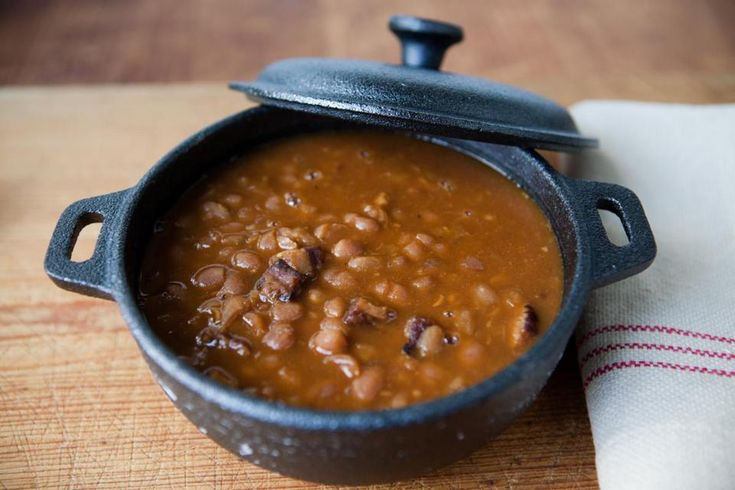 Recipe for Boston baked beans - Food & dining - The Boston Globe