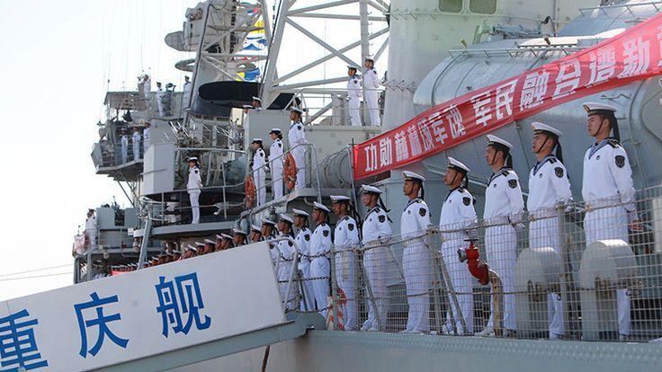 Pekín parece estar reforzando las defensas en una importante base militar del mar de la China Meridional.