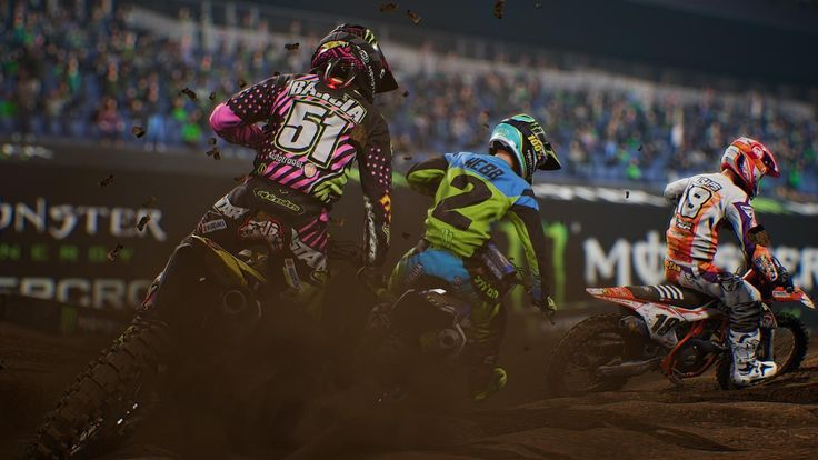 Monster Energy Supercross  The Official Videogame Review  Thanks to easy accessibility for spectators supercross racing  riding customised off-road motorcycles on man-made dirt tracks with steeps jumps and obstacles  has long been more popular than its parent motocross in the US. Its popularity has convinced Milestone S.r.l the veteran Italian game developer known for Superbike MotoGP and MXGP to give the sport its own dedicated game: Monster Energy Supercross  The Official Videogame.  Once…