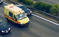 Πιερία: Λάρισα: Τροχαίο με ένα νεκρό και τέσσερις τραυματί...