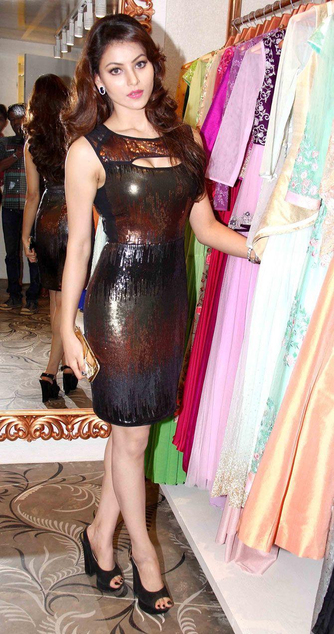Urvashi Rautela at a store launch in Mumbai. #Bollywood #Fashion #Style #Beauty