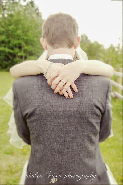 Shalene Dawn Photography | Wedding Ring Bride & Groom