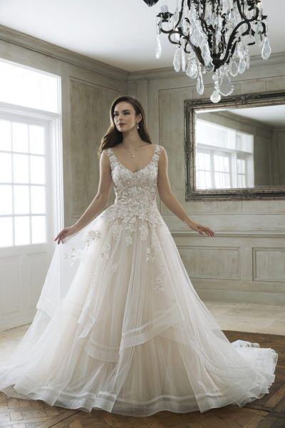 "Wedding Dress (Sophia Tolli Y11898 ""Maia"" , available in sizes 0-28"