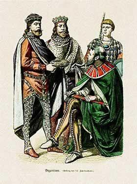 Braie (calça usada no Império Bizantino)