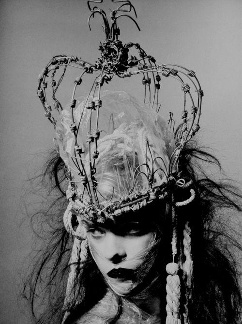 Reina de púas...