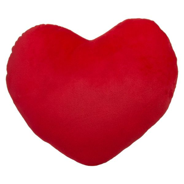 "12"" Soft Plush Heart Emoji Pillow – Cute Emoticon Cushion Toy"