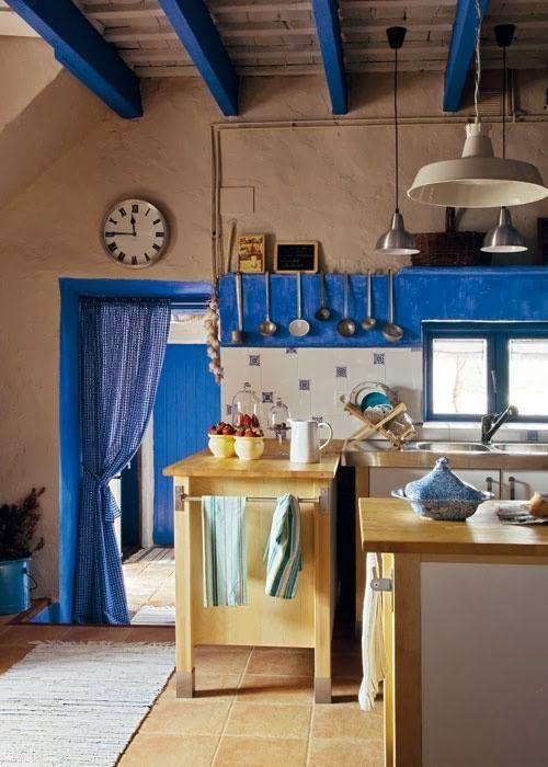 Oltre 25 fantastiche idee su cucine country su pinterest for Idee piano appartamento