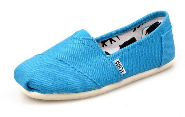 Toms Womens Sky Blue Shoes [Toms058] - $22.00 : Toms Shoes Outlet,Cheap Toms Shoes Outlet Save Up To 80% Off